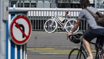 Die Rad-WM soll 2024 in Zürich stattfinden. (Symbolbild)