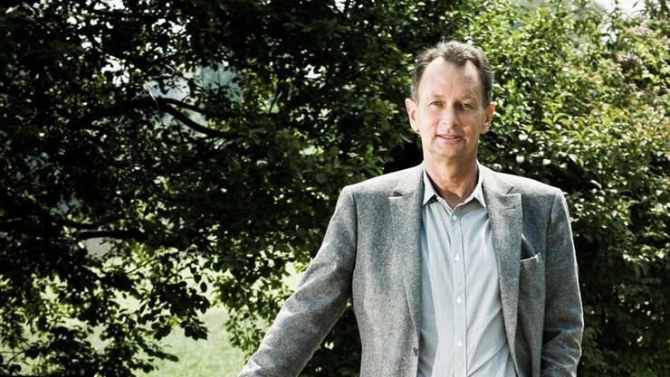 FDP-Chef Philipp Müller will seiner Partei einen grünen Anstrich verpassen.