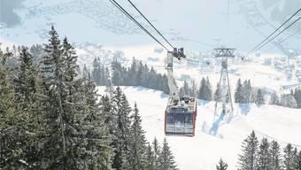 Die Brunnibahn in Engelberg, die den Swiss-Travel-Pass akzeptiert. Manuela Jans-Koch
