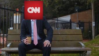«Noch schlimmer, wenn man es seinen Kindern erklären muss»: Das Antwort-Video von CNN alias Mark Humphries.