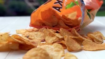 Pommes Chips: Kein idealer Znüni.