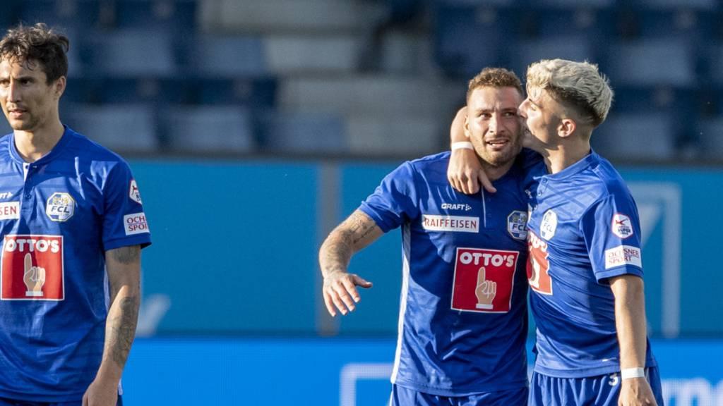 Luzern punktet dank Margiotta erstmals gegen Servette