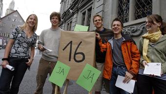 Vorbild Jugend in der Coronakrise: Erhält sie das Vertrauen in Form von Stimmrechtsalter 16 zurück?