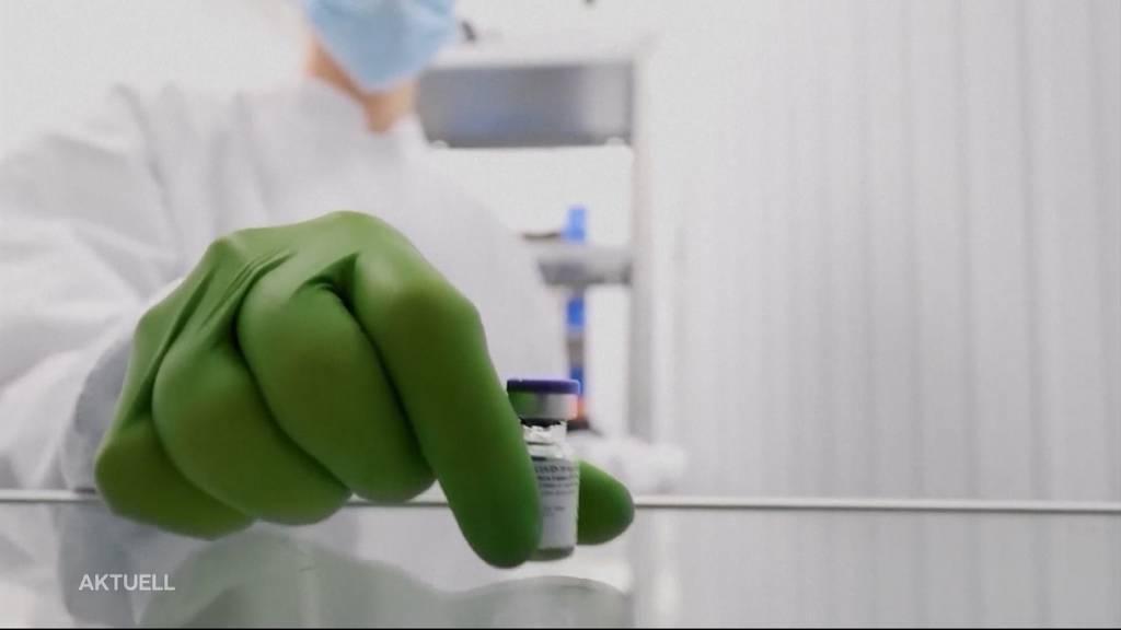 Schneller als EU: Swissmedic lässt Corona-Impfstoff von Pfizer/BioNTech zu