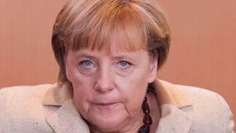 Angela Merkel mahnt Griechenland zum Sparen