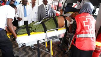 Geiselnahme in Unveristät in Garissa, Kenia, fordert 147 Tote.