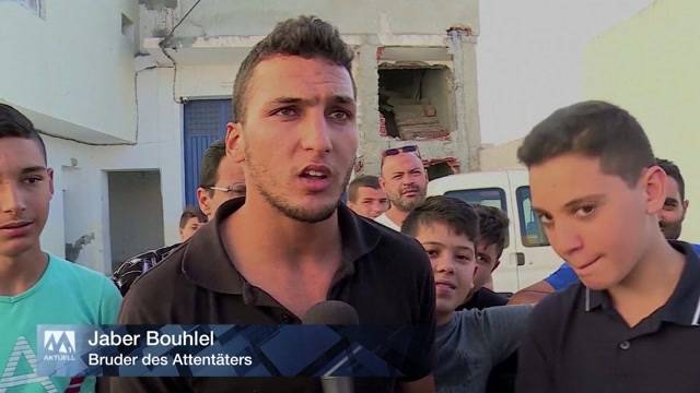 IS bekennt sich zu Anschlag in Nizza