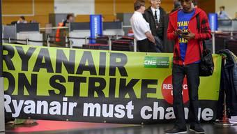 Die Ryanair-Piloten drohen dem irischen Billigflieger mit einem anhaltenden Arbeitskampf.
