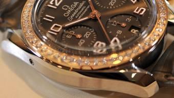 Omegal will die Preise seiner Uhren den Händlern diktieren. Hier das Modell Speedmaster Ladies 38 mm.