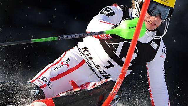 Marcel Hirscher auch im Slalom in der Erfolgsspur