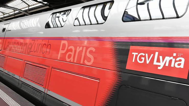 Der Zugverkehr zwischen Schweiz und Frankreich ist in den nächsten Tage durch Streiks stark beeinträchtigt. (Archivbild)