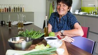 So schmeckt der Aargau: Heute mit Margrith Montalta