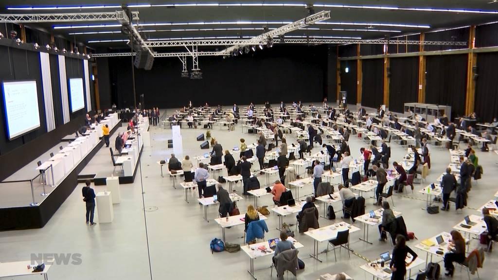 Berner Regierung lanciert Abstimmungskampf zur Klimaschutz-Initiative