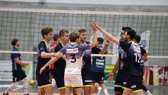 Volley Schönenwerd - Volley Näfels (10.10.20)