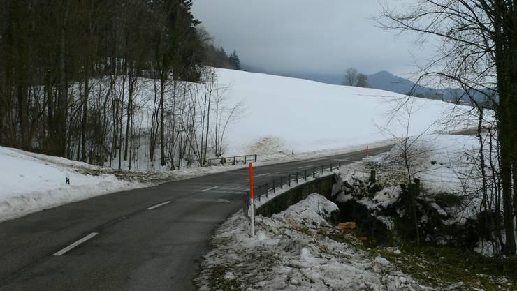 Die betroffene Siggernbrücke.