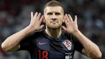Ante Rebic erzielte für Kroatien das 1:0 – der Beginn des Untergangs von Argentinien.