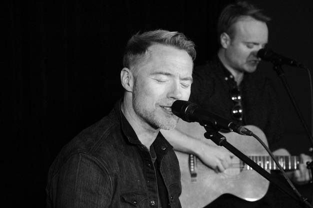When you say nothing... sang für uns Ronan Keating im 2016