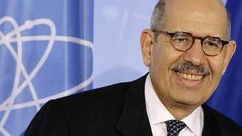 IAEA-Chef Mohammed El Baradei