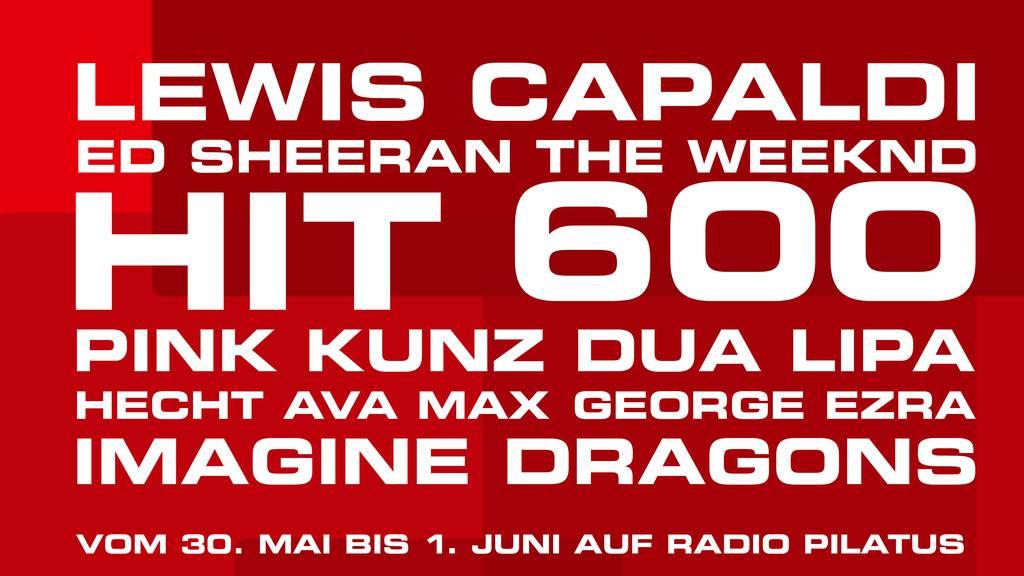 Radio Pilatus HIT 600 Visual