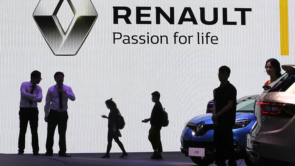Autobauer Renault will fast 15'000 Stellen abbauen