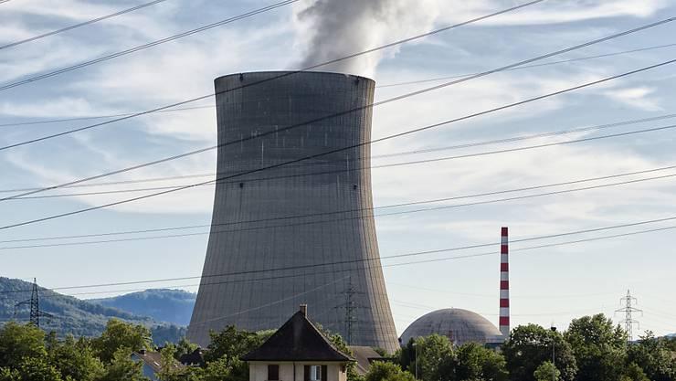 Das Atomkraftwerk Gösgen verbessert die Erdbebensicherheit (Archiv).
