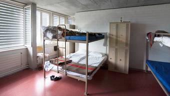 Das Empfangszentrum Bässlergut in Basel.