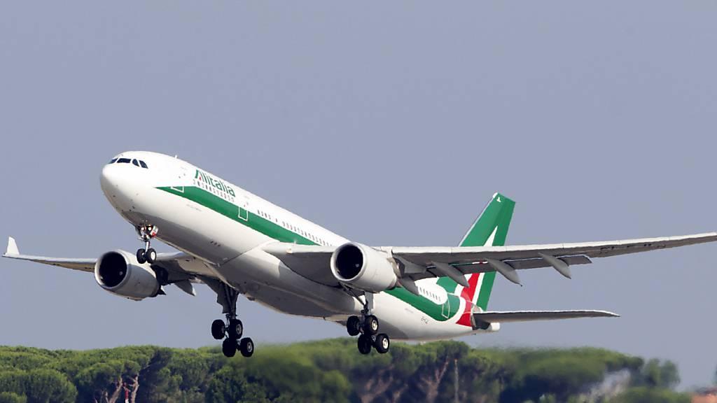 Rettung für Alitalia zum sechsten Mal verzögert