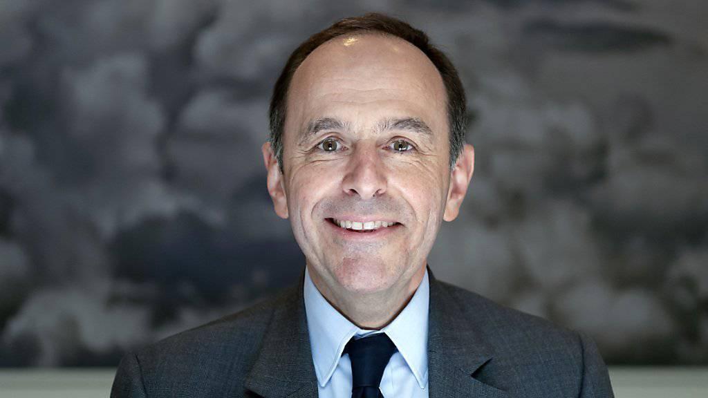 Verlegerpräsident und Tamedia-Herausgeber Pietro Supino kritisiert den Entwurf zum neuen Mediengesetz. (Archiv)