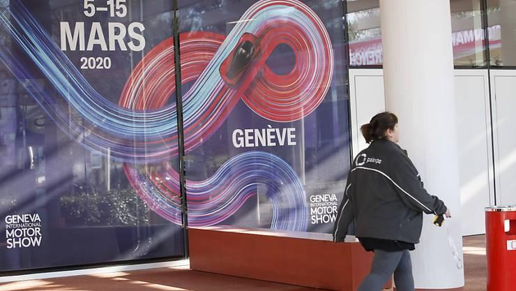 Der Genfer Autosalon ist abgesagt. (Archiv)