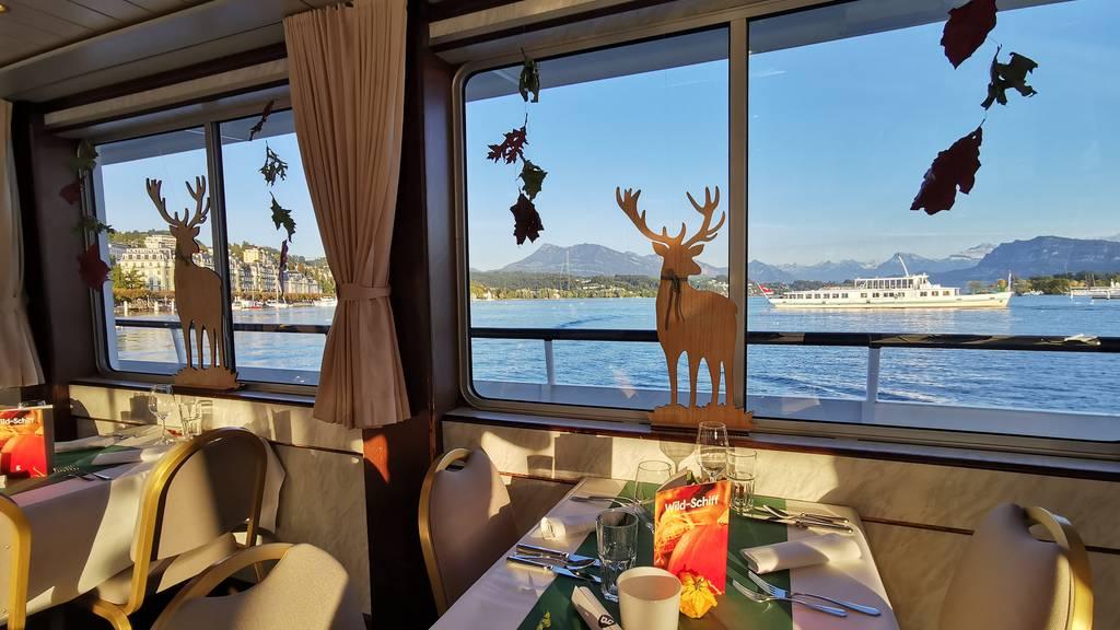 Ferientipp: Wild-Schiff