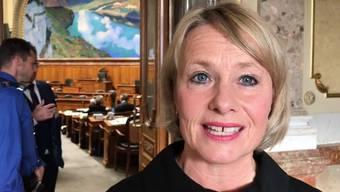 Elisabeth Schneider-Schneiter konnte bei der Bundesratswahl als Kandidatin nicht mehr mitmischen. Aber sieist überzeugt, den Weg für eine Basler Bundesrätin geebnet zu haben.
