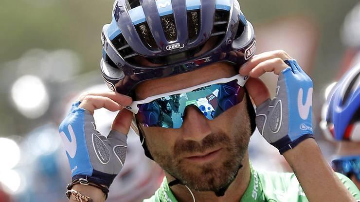 Alejandro Valverde - 38 Jahre und noch kein bisschen müde