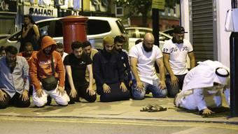 Kopie von London Moschee-Raser
