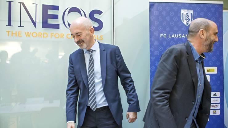 Lausanne hat dank Ineos ein jährliches Budget von über zehn Millionen Franken.