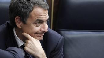 Zapateros Partei war bei der Abstimmung auf sich alleine gestellt