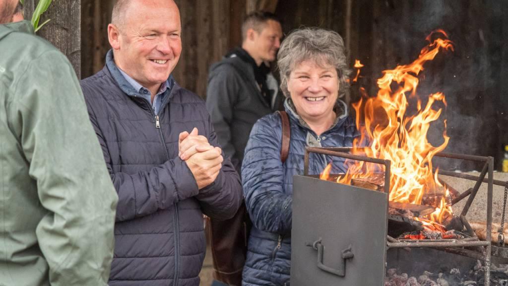 Über 100 Bauernhöfe öffnen ihre Pforten für Besucherinnen