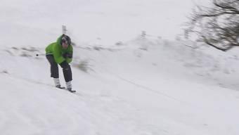 Nach 13 Jahren Pause findet die traditionellen «Chabishornabfahrt» dieses Jahr seine Fortsetzung. Bis zum Rennstart am Sonntag braucht der Verein allerdings die Mithilfe von möglichst vielen Thalheimern: Schneeschaufeln ist angesagt.