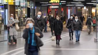 Die Zunahme der Infektionszahlen verunsichert die Menschen. Werden die Massnahmen bald verschärft?