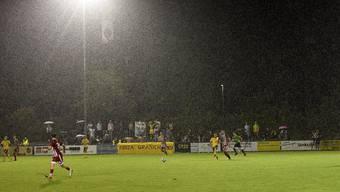 Bei den Heimspielen des FC Suhr sind keine Zuschauer mehr zugelassen.