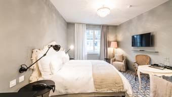 Die Delegiertenversammlung fand im Hotel La Couronne in Solothurn statt.