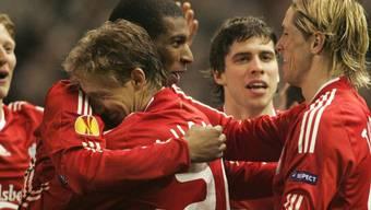 Klarer Sieg für Liverpool