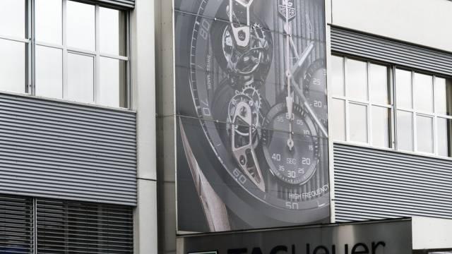 Apple rekrutiert Manager bei Tag Heuer in La-Chaux-de-Fonds