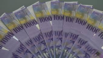 Das geschätzte Steuervolumen (9,35 Mio. Franken) dürfte sich in Luterbach nicht markant erhöhen (Symbolbild)