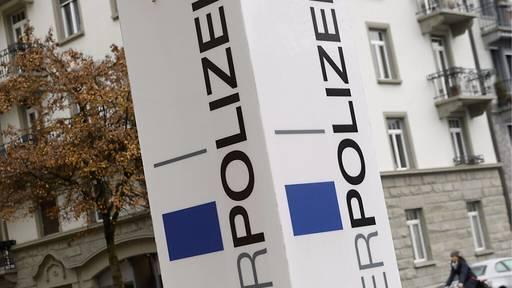 Vier Festnahmen nach illegaler Veranstaltung in Luzern