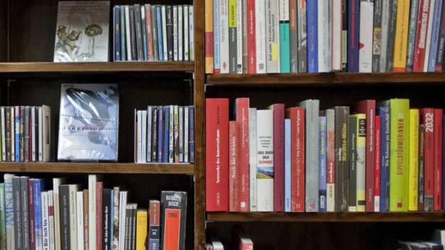 Auch für neue Bücher kann gesorgt werden. (Archiv)