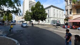 Soll Bestandteil der Begegnungszone bleiben: die Konradstrasse. Bruno Kissling