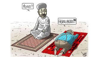 Karikaturen des Jahres 2015