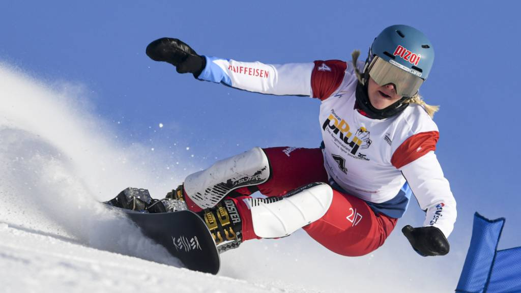 Julie Zogg feiert sechsten Weltcup-Sieg