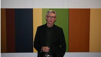 Künstler John N. Myers.