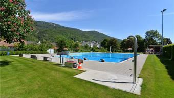Die Badi in Egerkingen soll bis 2017 umfassend saniert werden. Diese Saison ist sie noch wie gewohnt offen. Bruno Kissling